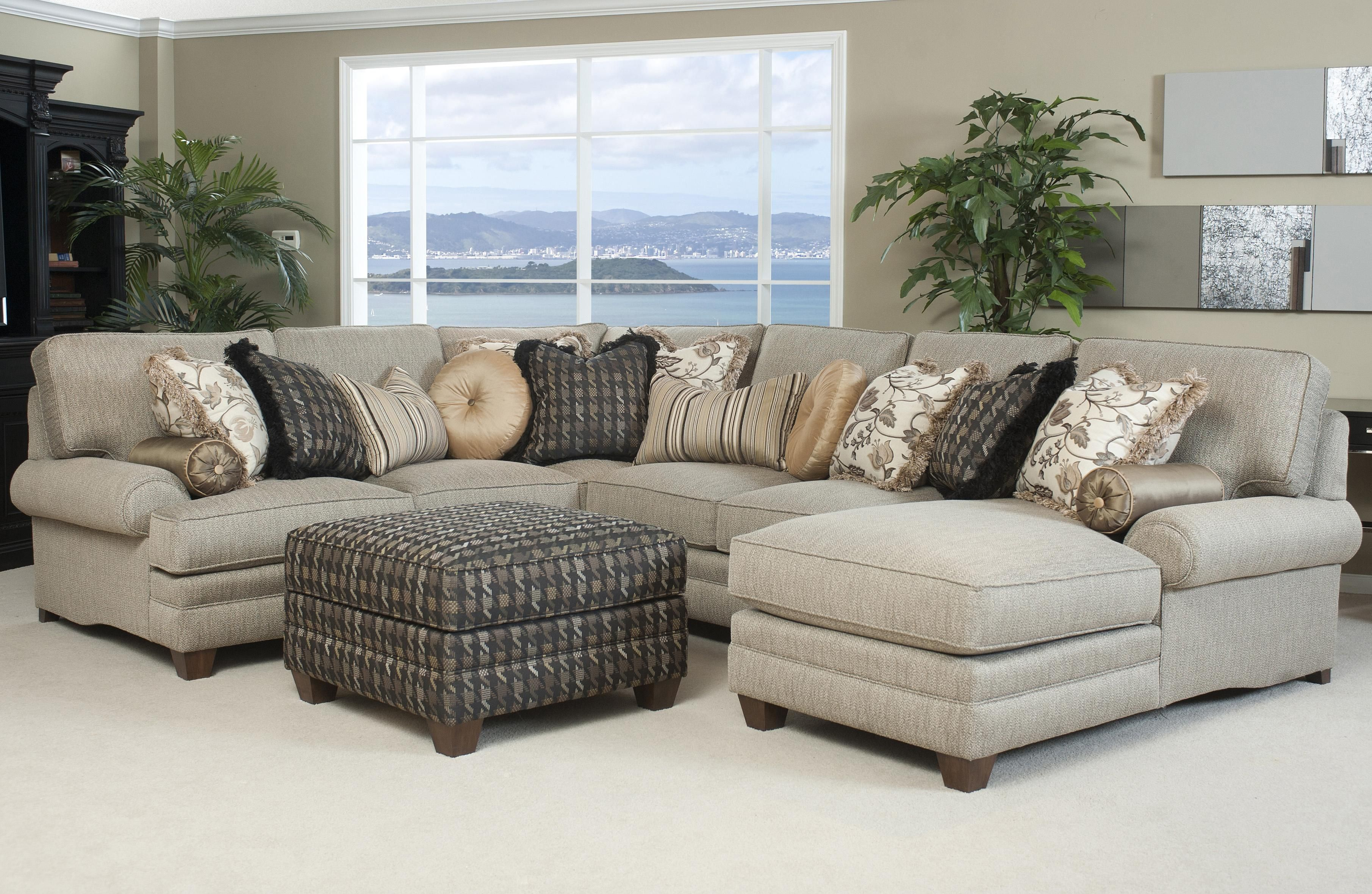 Captivating Traditional Sectional Sofas Chaise