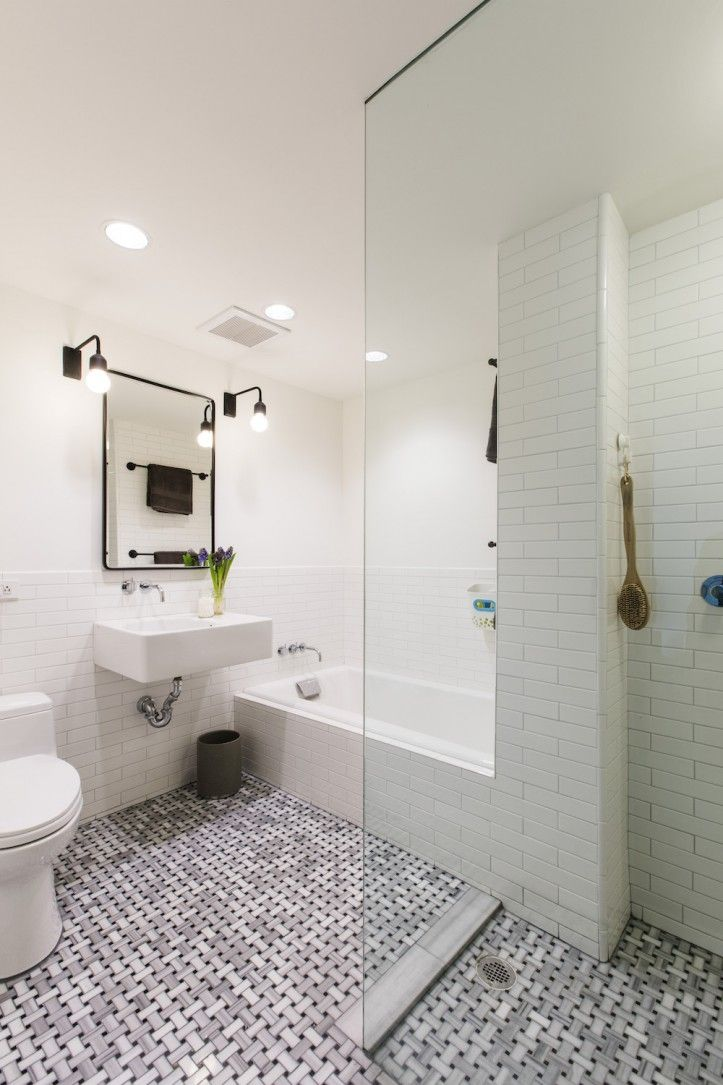 5 Por Bath Tiles And How Much They Cost Subway Tile Basketweave Penny Hexagon Glazed Ceramic