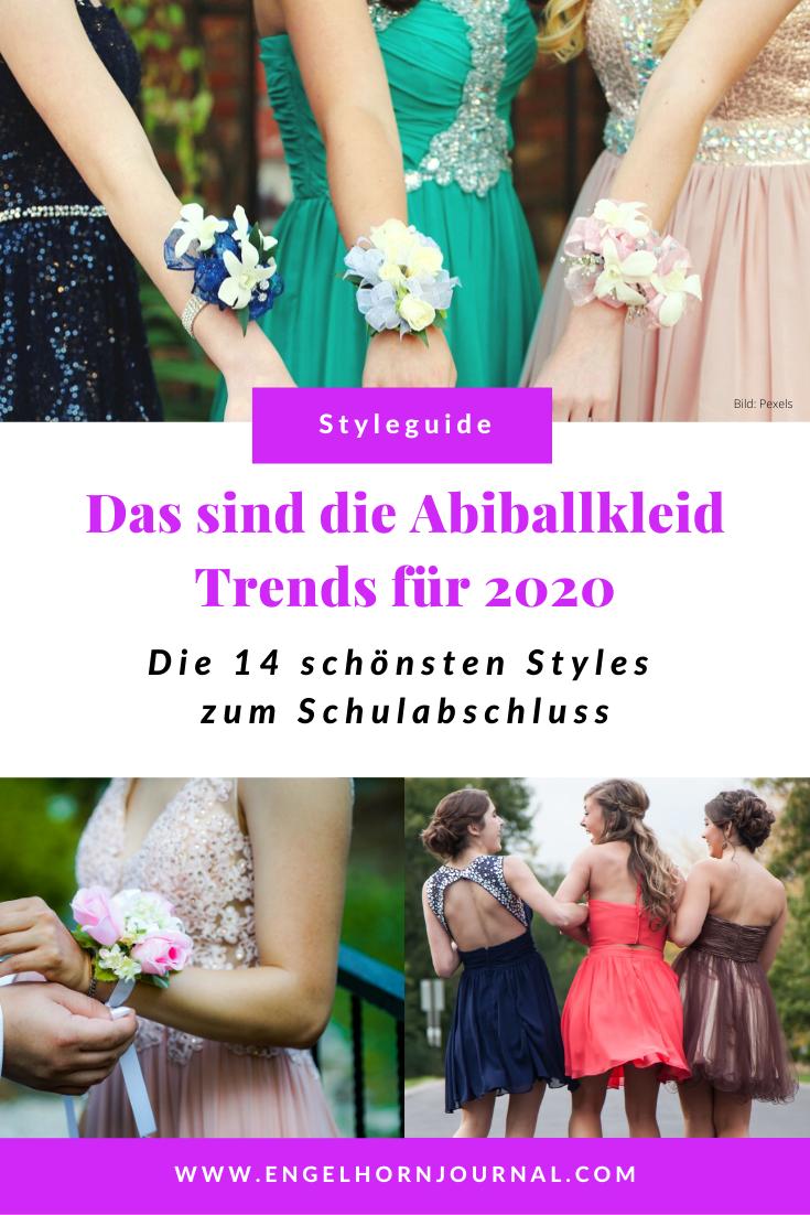 abiballkleider: die schönsten trends 2020 | trends, kleider