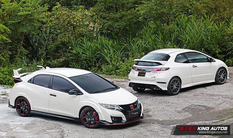前後代本田魂的驕傲 《Honda Civic Type R》FN2 & FK2世代參上  國王車訊 KingAutos