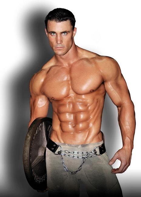 """007 Greg Plitt American Fitness Model Actor 24/""""x36/"""" Poster"""