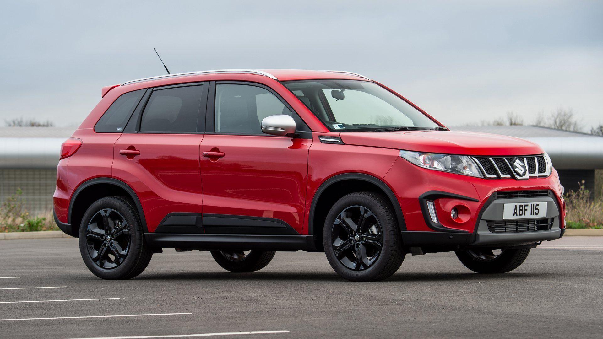 2021 Suzuki Grand Vitara Preview Configurations