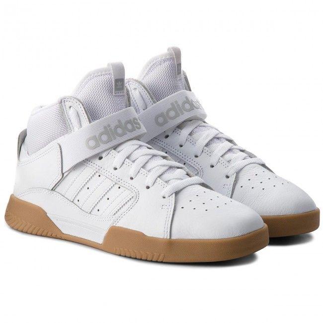 Boty adidas - Vrx Mid B41482 Ftwwht Ftwwht Gum4  a0d01554193