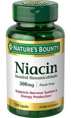Niacin thc