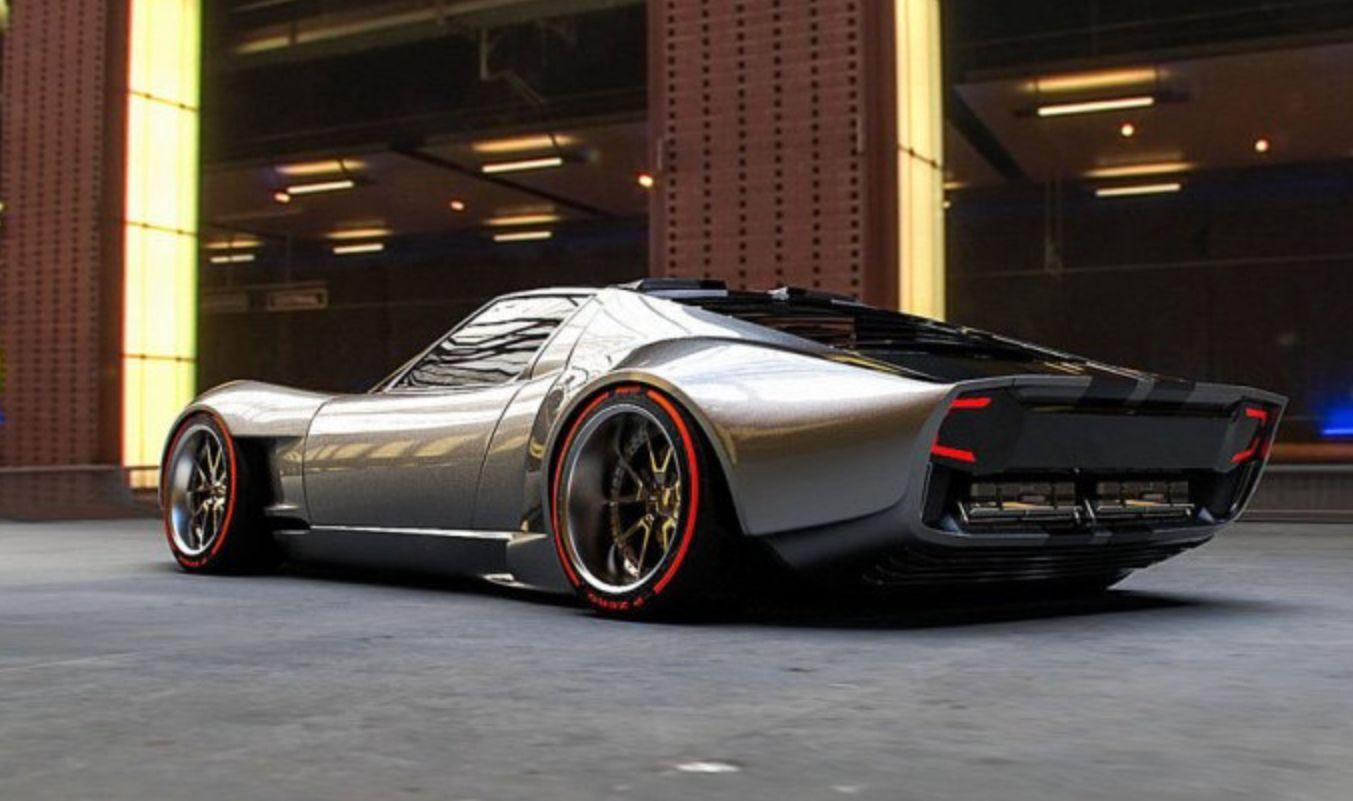 Gorgeous Modified Miura Cars Lamborghini Photos Cars Replica Cars