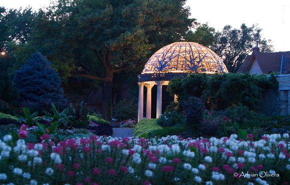 Lovely Sunken Gardens In Lincoln NE. Gorgeous! I Loved Going There In The Spring/