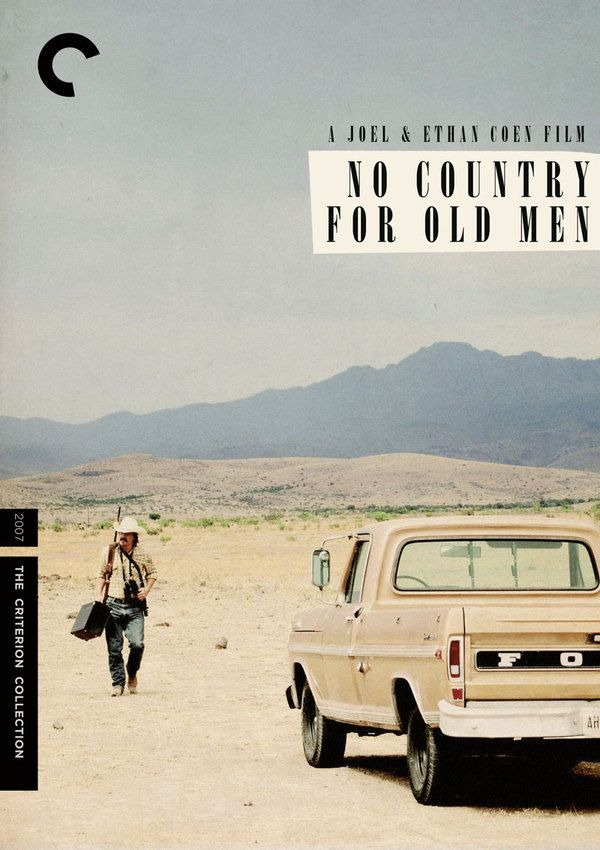 coens no country for old men essay No country for old men: static image of midlife men as the criterion for manhood this essay reads the protagonist thanks to the coen brothers' film.