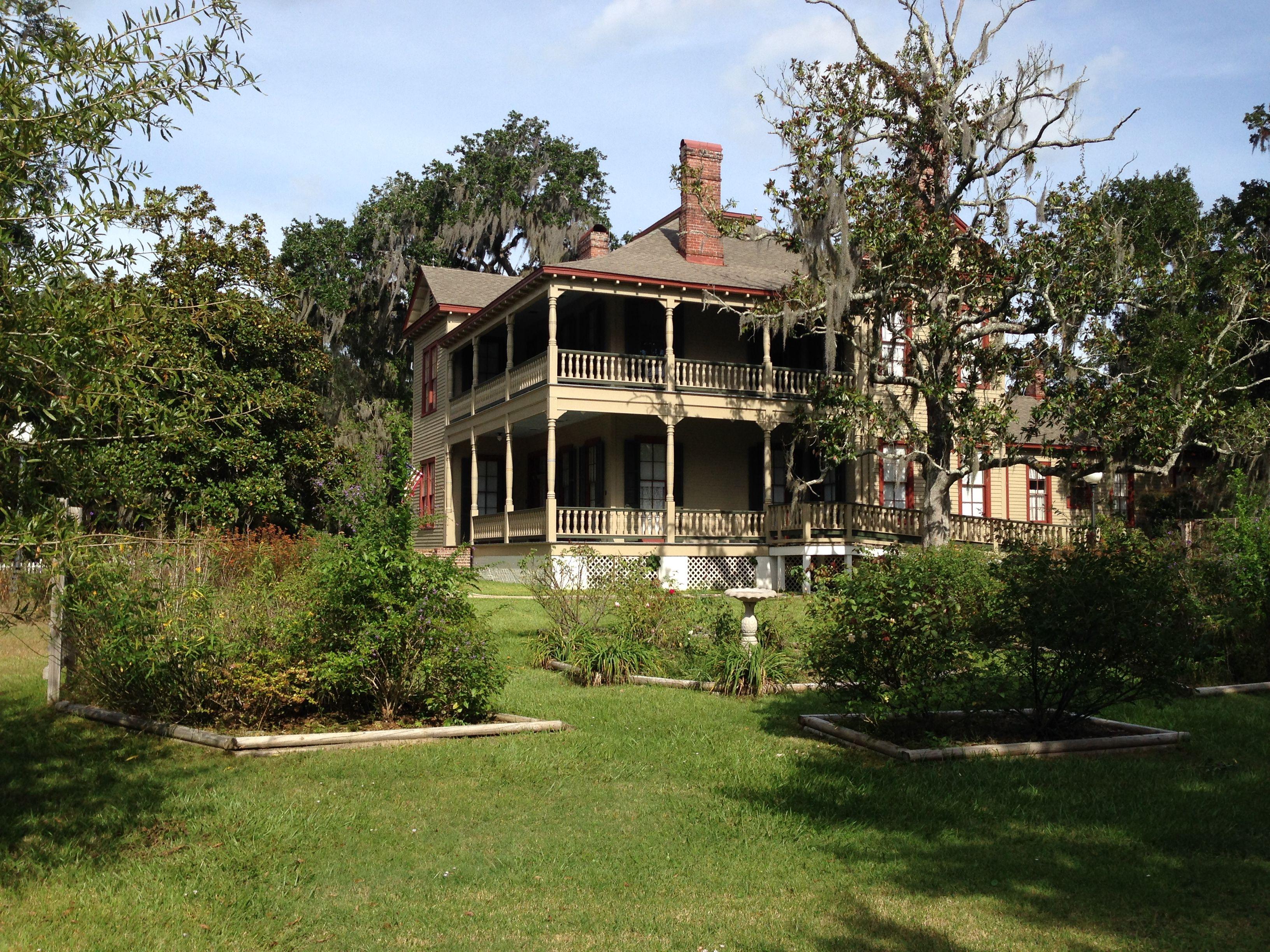 Otis House at Fairview-Riverside State Park  Madisonville