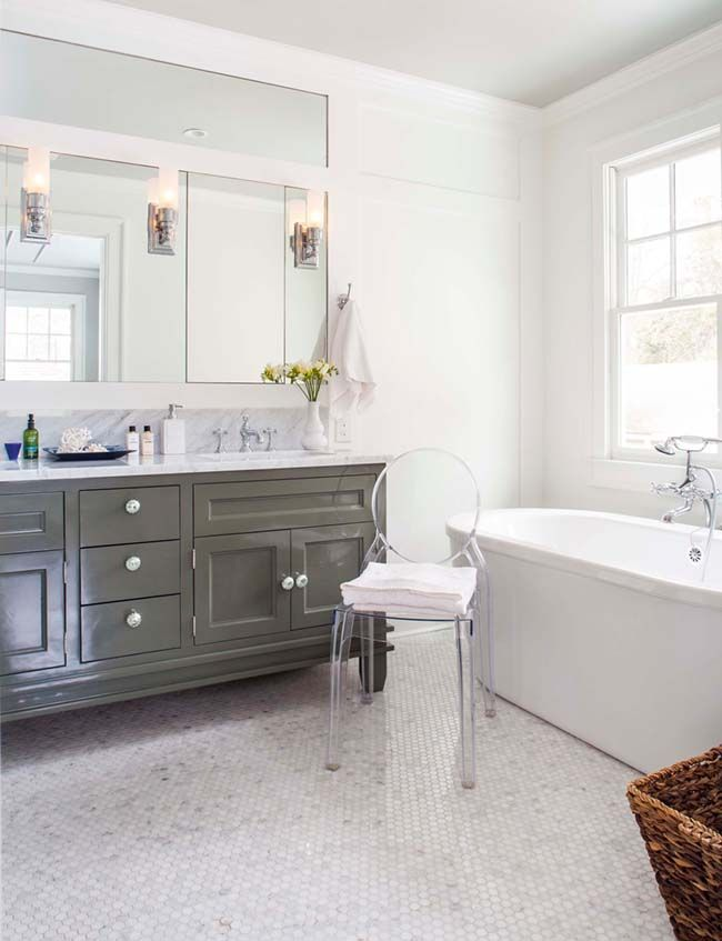 DIY Ways To Redo Your Bathroom Without Remodeling Terracotta - Redo your bathroom