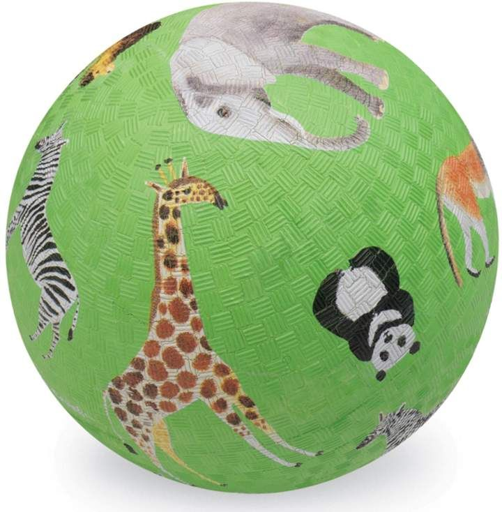 Crocodile Creek Animals Playground Ball Numbers Dinosaurs Green Puzzles Games Toys Playground Woodland Animals Colorful Garden