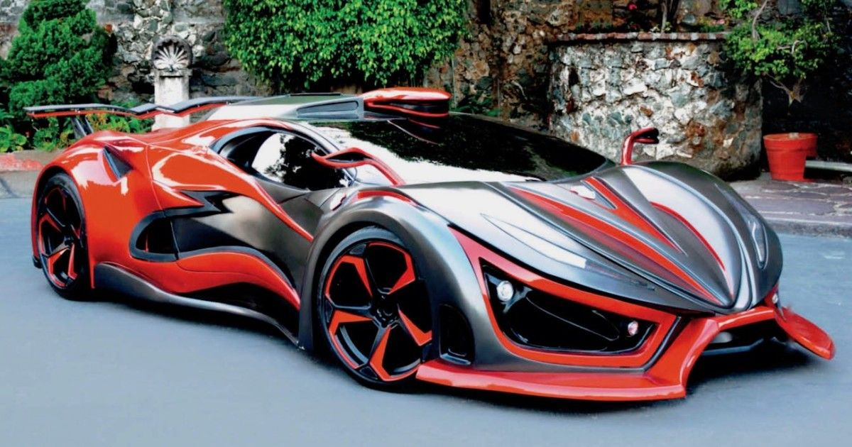 A Mexican Megacar Called the \'Inferno\' Just Might Be the Most ...