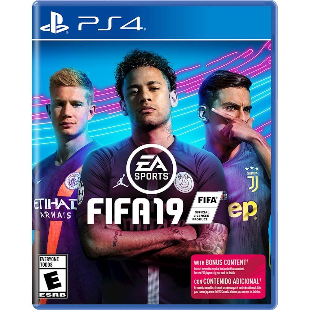 EA Sports FIFA 19 PS4 Game 19.99 (50 off) Best Buy