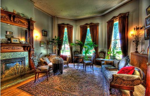 People To This Day Still Choose To Design Their Home In Victorian Interior  Design.