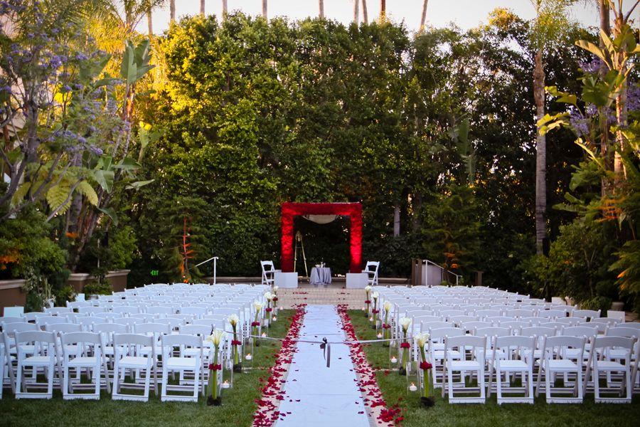Four Seasons Beverly Hills Wedding Flowers
