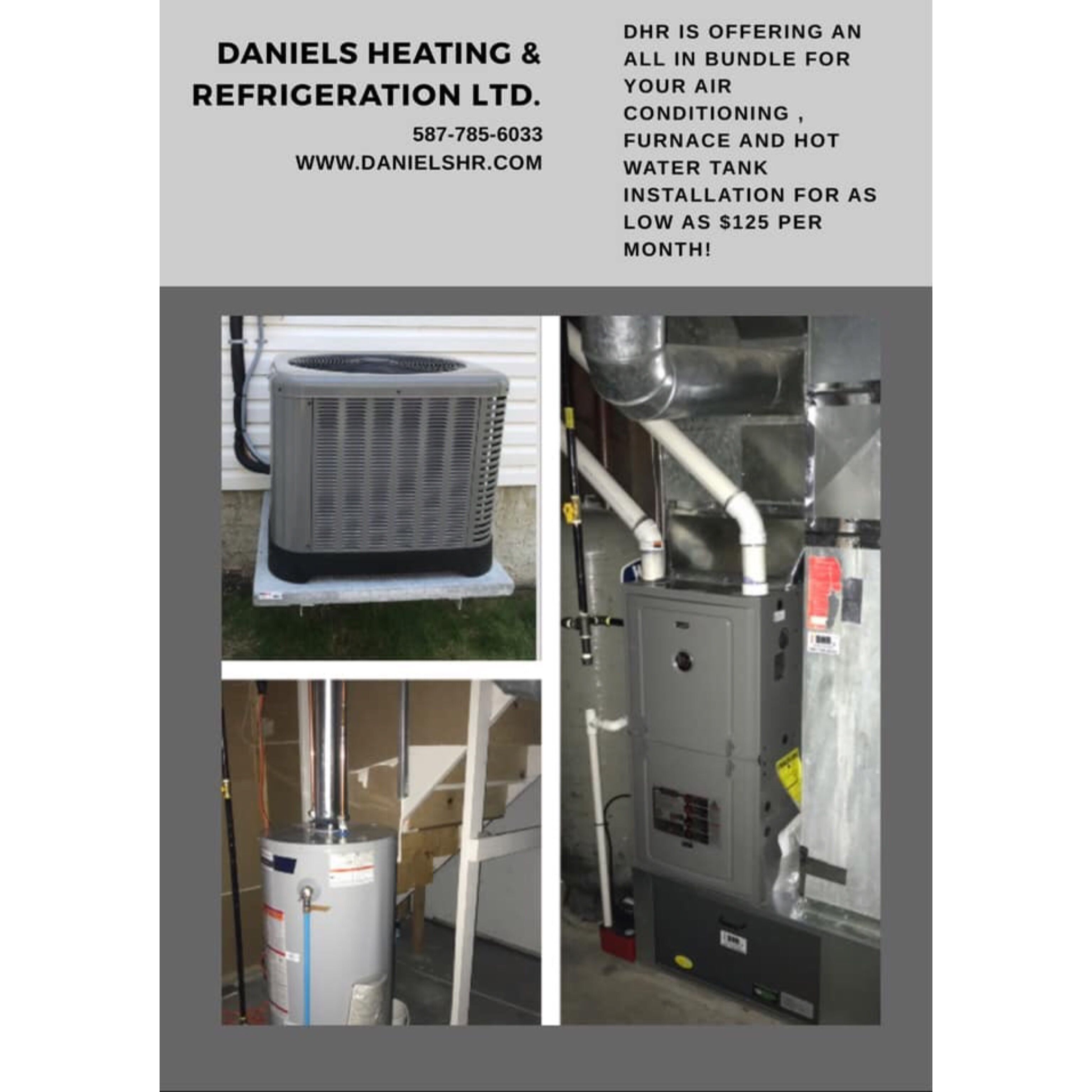 Dhr Is Offering An All In Bundle To Replace Your Air Conditioner