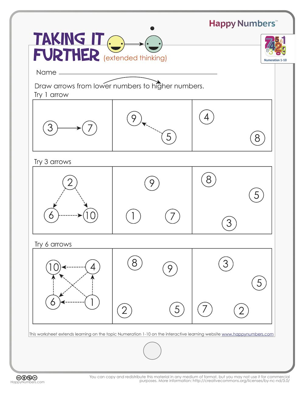 Advanced Math for K-1: Digging Deeper into Numeration | Math ...