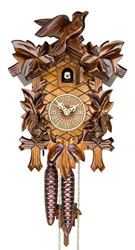 Adolf Herr Cuckoo Clock - Happy Squirrels ISDD Cuckoo Clocks http://www.amazon.com/dp/B003DC02KK/ref=cm_sw_r_pi_dp_gwWOvb0GGSHW1