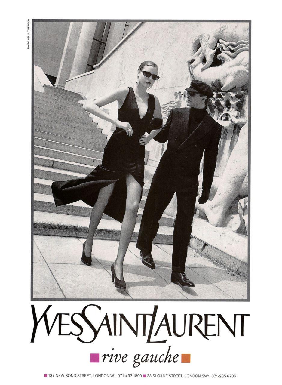 f003554daa82 Nadja for Yves Saint Laurent