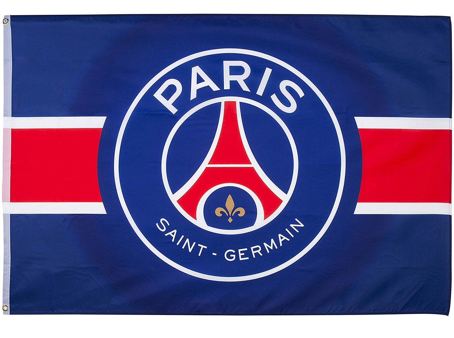 fabrication habile faire les courses pour vraie qualité Drapeau PSG - Collection officielle PARIS SAINT GERMAIN ...