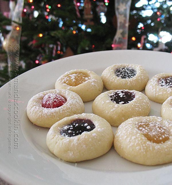 This Thumbprint Cookie Recipe Is Probably One Of The