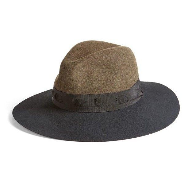 strap fedora hat - Grey Rag & Bone Bg2JxB0ZkP