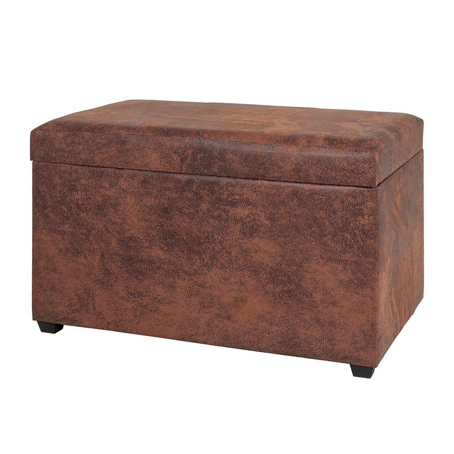 Kist Glencoe - leatherette - brown