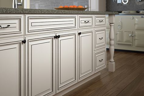 3D Kitchen Cabinet Rendering Featuring White Kitchen Cabinets And Fascinating Where To Place Knobs On Kitchen Cabinets Inspiration