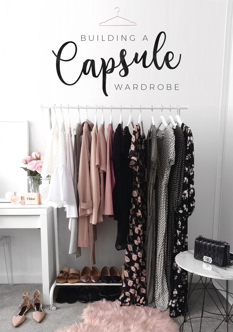 How To Build A Capsule Wardrobe | Sommertyp, Lebensstil und Minimalismus