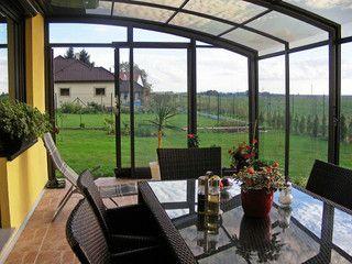 Coperture mobili per terrazzi CORSO   veranda   Pinterest   Terrazzo ...