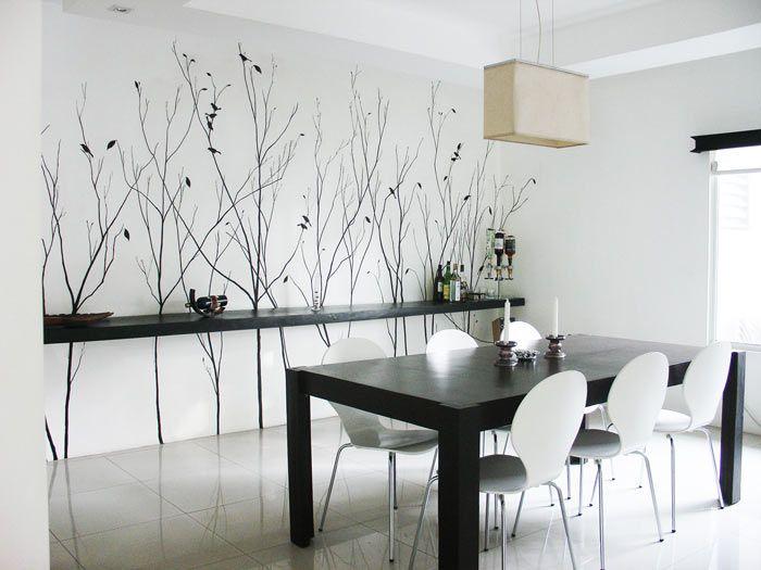 Grace Designs: Wall Murals for Interiors