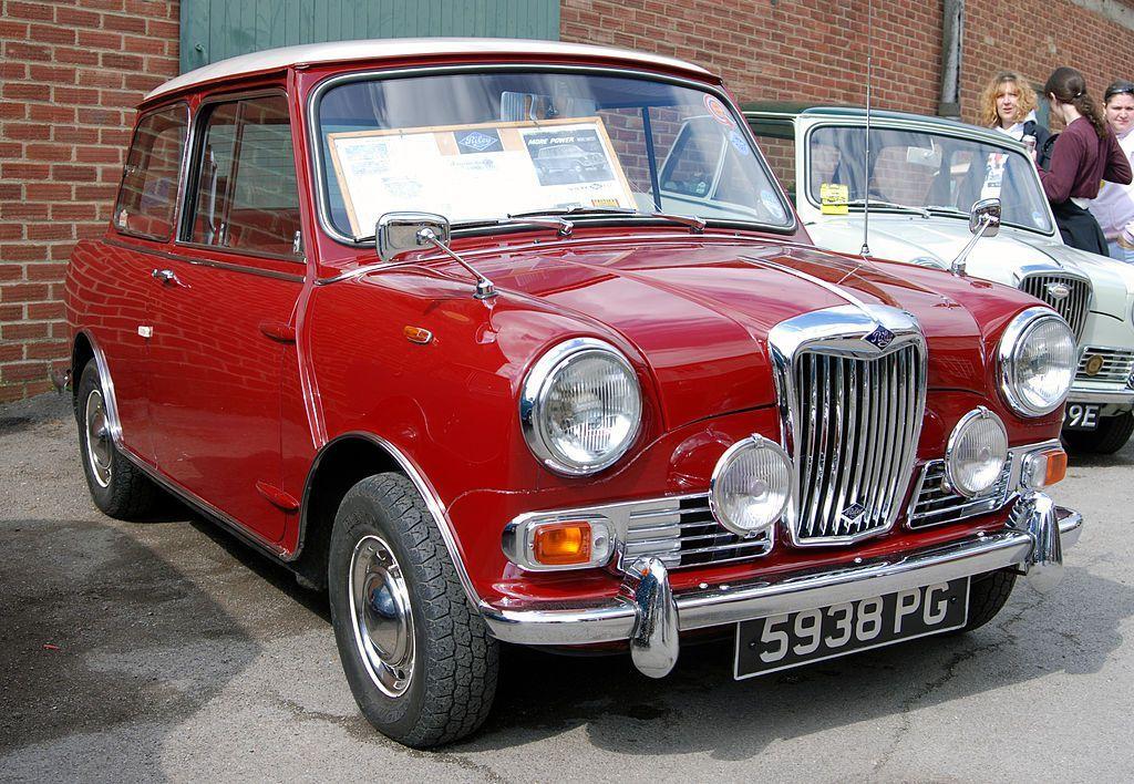 Riley Elf Mini Car | Classic Cars Online US | Pinterest | Classic ...