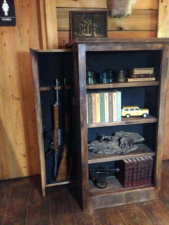 cool hidden gun storage furniture ideas gun hidden