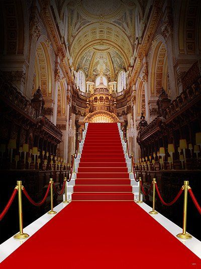 Kate Red Carpet Golden Palace Backdrop For Wedding Photography Backdrops Red Carpet Background Photography Backdrop