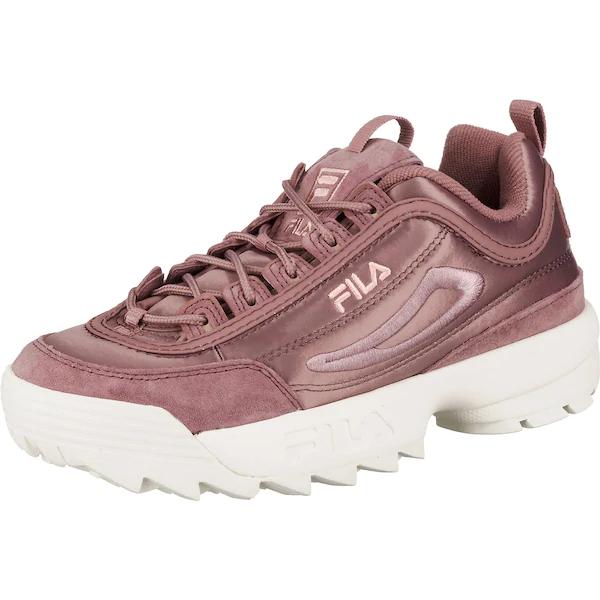 Sneakers Low Disruptor Fila Pink Altrosa Schuhe Fashion Shoes Sneakers Schuhe Frauen Turnschuhe Frauenschuhe