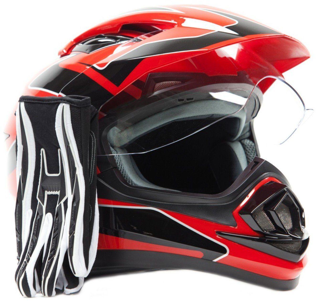 Fly Racing Trekker Mens Dual Sport Helmets Dual sport