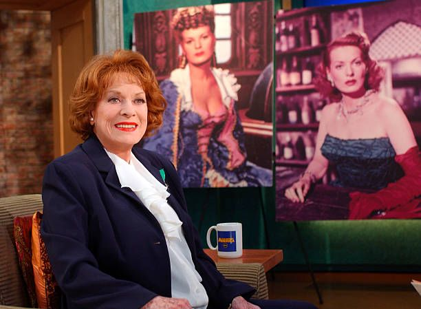 AMERICA Celebrating St Patrick's Day on GMA 3/17/04 Screen legend 83yearold Maureen O'Hara lights up the morning with stories from her book ''Tis...