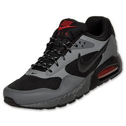 release date: b81f0 5ace4 Nike Total Blackout Air Max Correlate Fuse Men s Running Shoe exclusively  at Finish Line