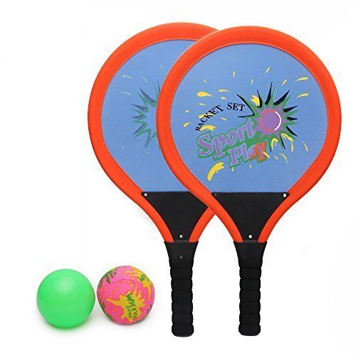 Beby Racket Set Sports & Outdoor Play Toys for Kid | Kids playground, Play  toys, Activity toys