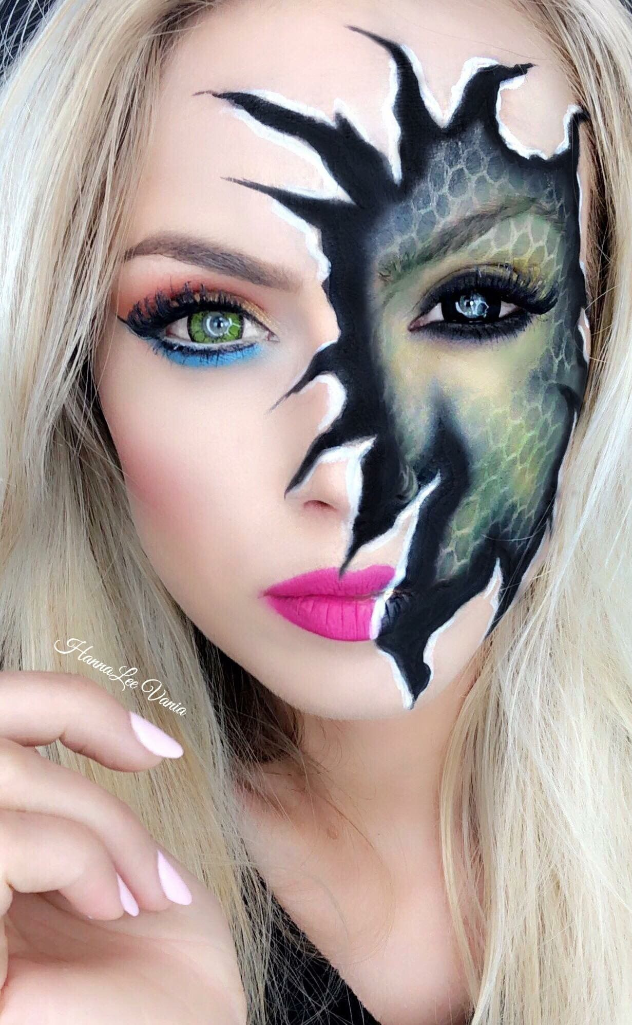Pin by Andrea Boseman Padron on Halloween makeup | Fairy ...