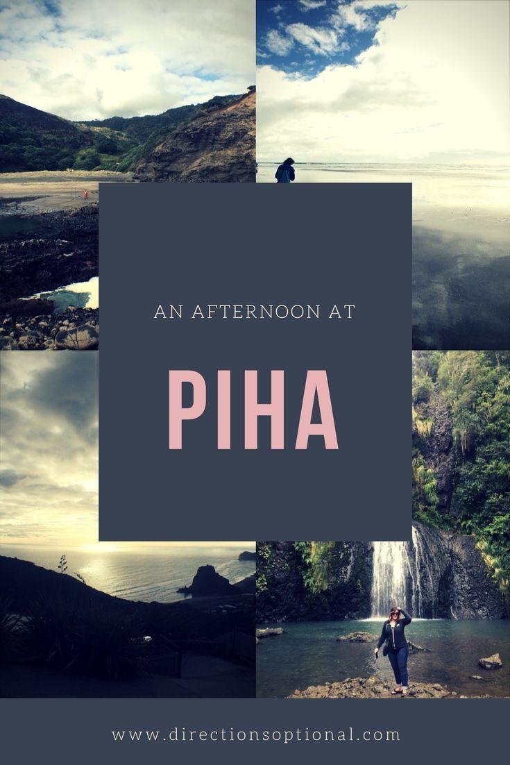An Afternoon At Piha Travel New Zealand Australia Travel Travel