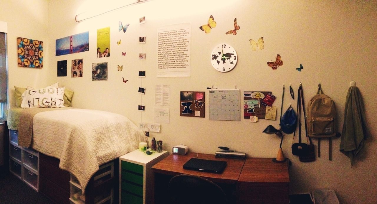 aesthetic | Dorm Room | Pinterest | Dorm room, Dorm and Room ideas