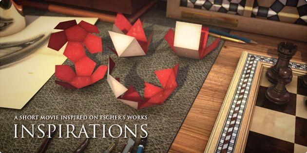 Inspirações da Matemática