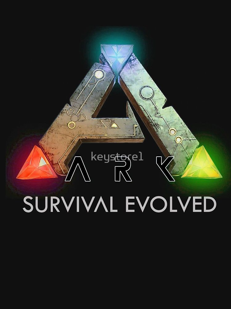 Ark Survival Evolved T Shirt By Keystore1 Aff Sponsored Survival Ark Evolved Shirt In 2020 Ark Survival Evolved Survival Evolve