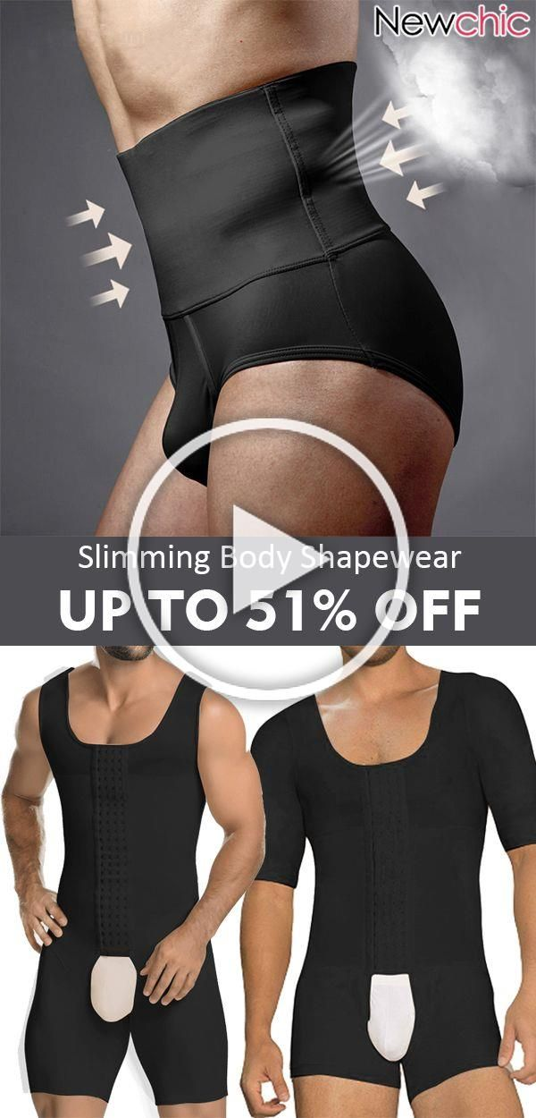 Slimming Shapewear #menswear #fitness