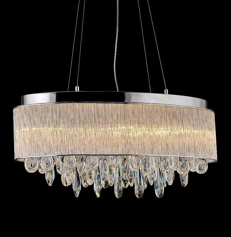 Stunning Chandelier - available at Cairo Glitz 7850 Weston Road, Woodbridge, ON Canada