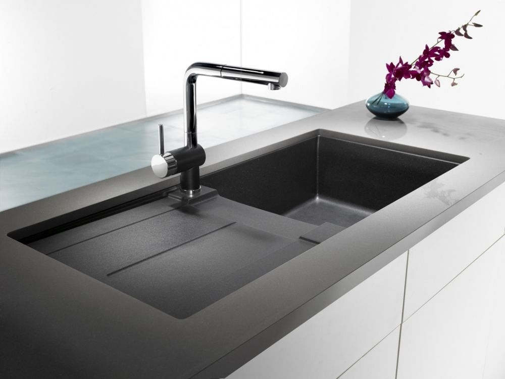 Affordable Best Kitchen Sinks Choosed For With Drainboard Modern 2017 Best Gallery Home Desig Best Kitchen Sinks Modern Kitchen Sinks Composite Kitchen Sinks