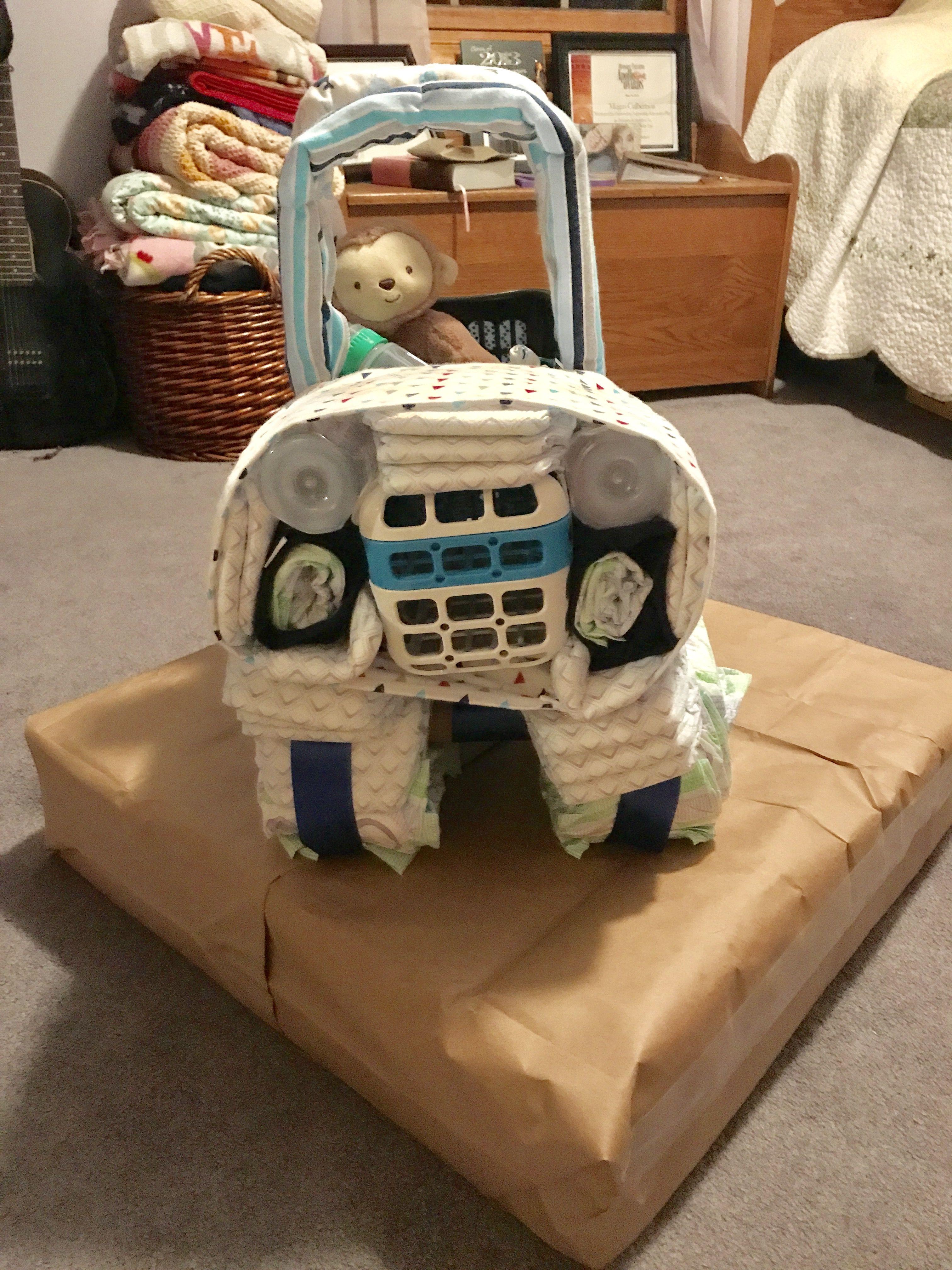 Diaper jeep cake jeep cake diaper toy car