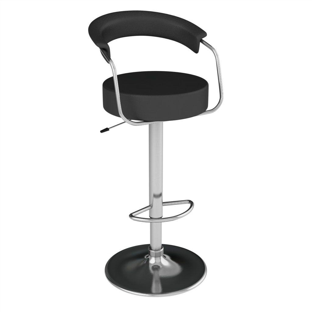 Free Bar Stool 7D Models  Bar stools, 7d model, Model