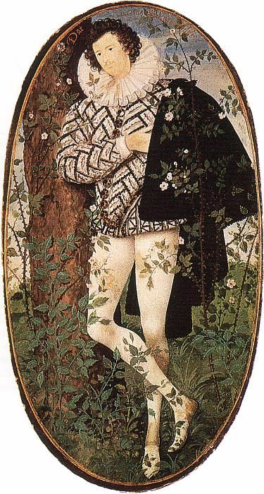 Image result for shakespeare's sonnets the young man in renaissance painting
