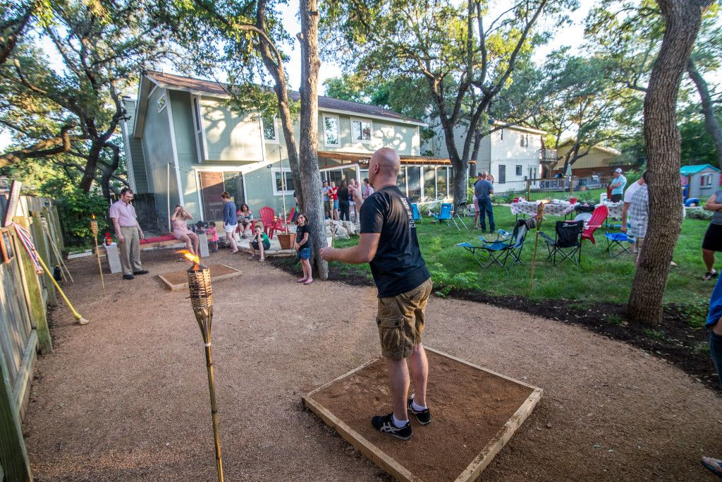 South Austin Backyard Social Club (With images) | South ...